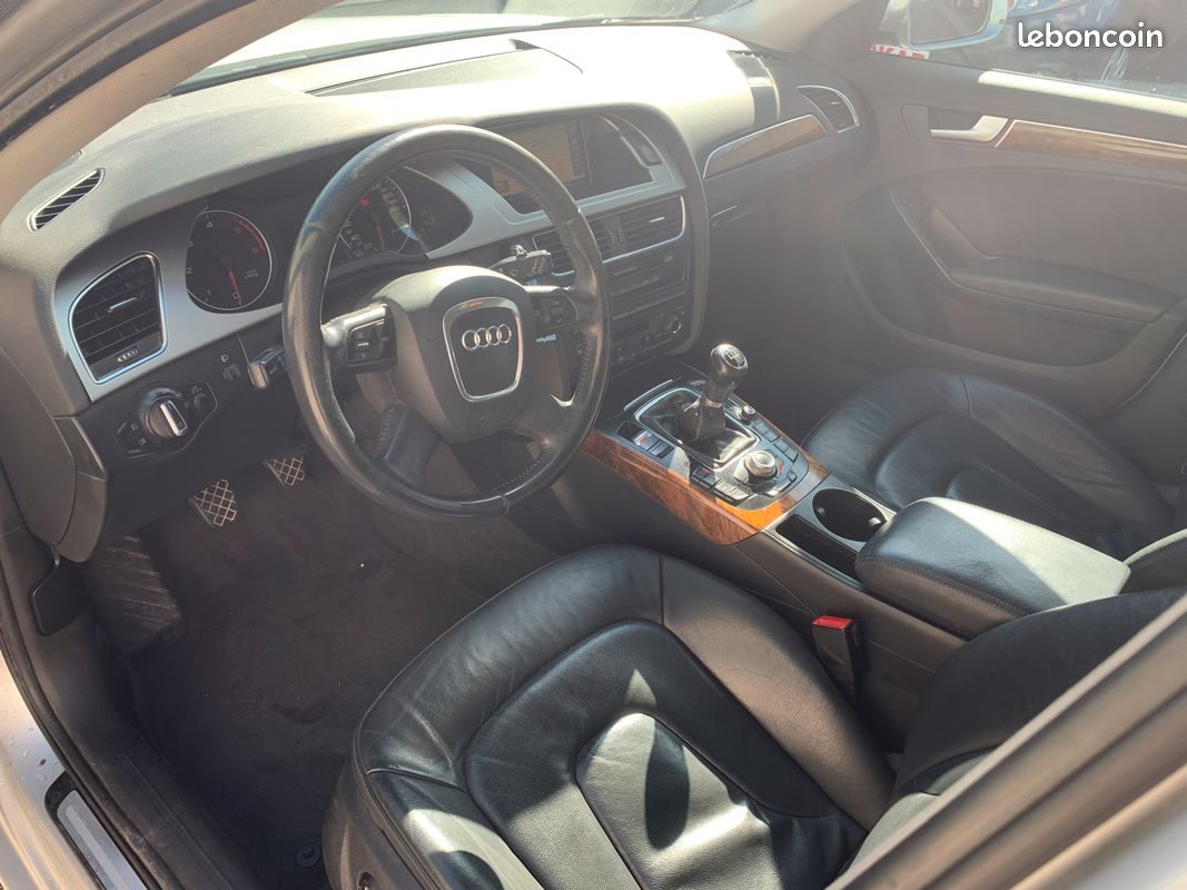 Audi A4 2.0 L TDI - 2008-3