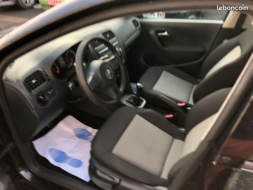 Volkswagen Polo 1.2 L 60 ch - 2009-3