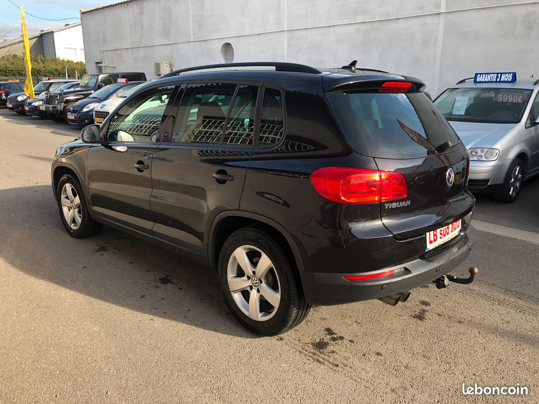 Volkswagen Tiguan 2 L TDI 110 ch - 2014-2