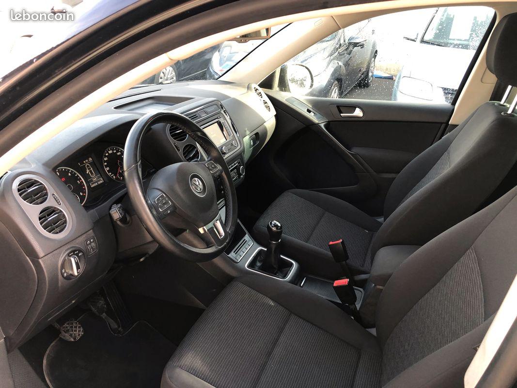 Volkswagen Tiguan 2 L TDI 110 ch - 2014-3