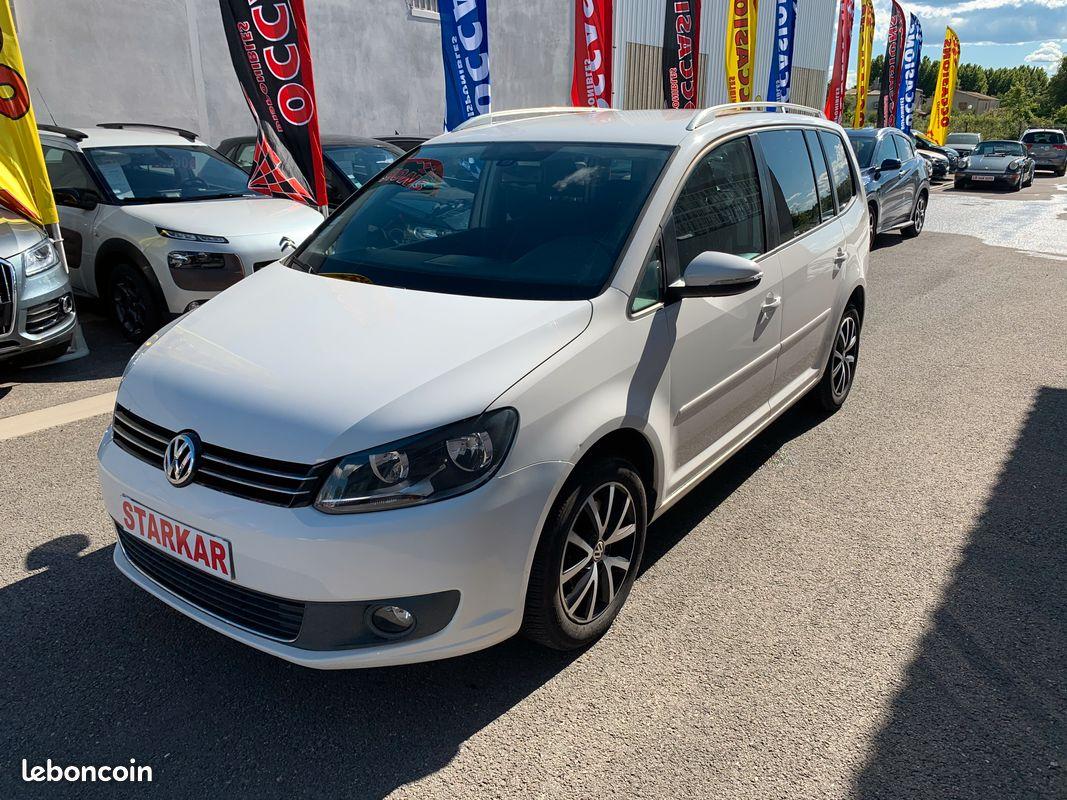 Volkswagen touran 2L TDI - 2012-1