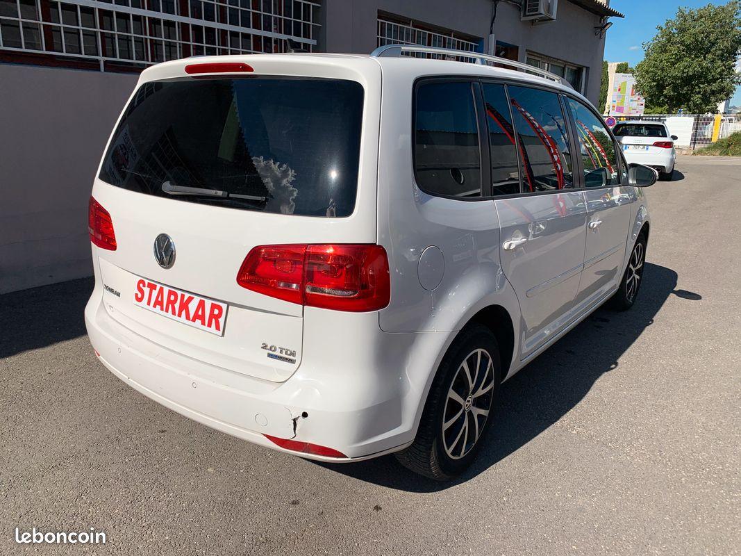 Volkswagen touran 2L TDI - 2012-2